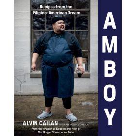 Amboy: Recipes from the Filipino-American Dream (Hardcover)