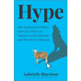 Hype: How Scammers, Grifters, and Con Artists Are Taking Over the Internet―and Why We're Following (Hardcover)