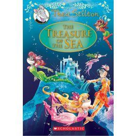 The Treasure of the Sea: Thea Stilton Special Edition, Book 5 (Hardcover)