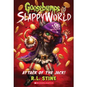 Attack of the Jack: Goosebumps Slappyworld, Book 2 (Paperback)