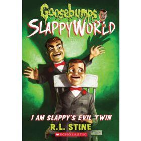 I Am Slappy's Evil Twin: Goosebumps Slappyworld, Book 3 (Paperback)