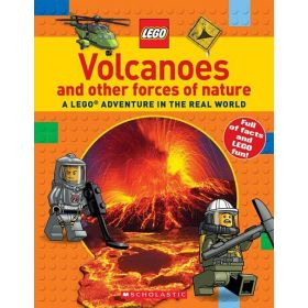 Volcanoes and Other Forces of Nature, Lego Nonfiction (Paperback)