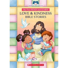 My First Read and Learn: Love & Kindness Bible Stories (Board Book)