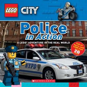 LEGO City: Police In Action (Paperback)