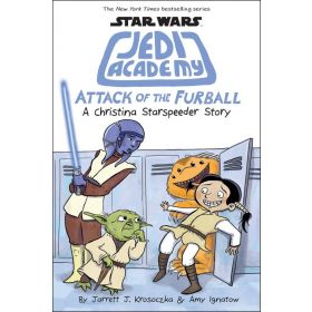Attack of the Furball: Star Wars Jedi Academy, Book 8 (Hardcover)