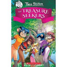 The Treasure Seekers: Thea Stilton and the Treasure Seekers, Book 1 (Hardcover)