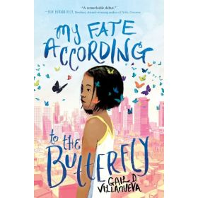 My Fate According to the Butterfly (Hardcover)