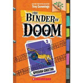 Speedah-Cheetah, A Branches Book: The Binder of Doom, Book 3 (Paperback)