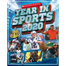 Scholastic Year in Sports 2020 (Paperback)