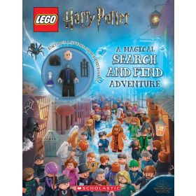 LEGO Harry Potter: A Magical Search and Find Adventure (Paperback)