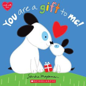 You Are A Gift To Me! (Board Book)