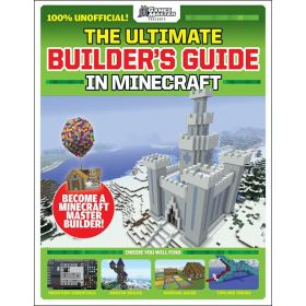 Gamesmasters Presents: The Ultimate Minecraft Builder's Guide (Paperback)