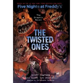 The Twisted Ones: Five Nights at Freddy's Graphic Novel, Book 2 (Paperback)