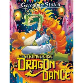 The Strange Case Of The Dragon Dance: Geronimo Stilton Special Edition (Paperback)