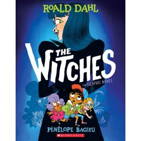 The Witches: The Graphic Novel (Paperback)