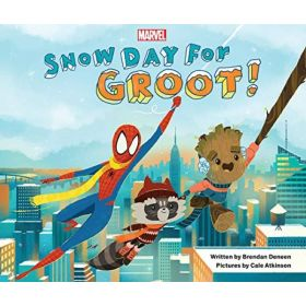 Snow Day for Groot! (Hardcover)