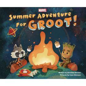 Summer Adventure for Groot! (Hardcover)