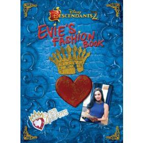 Evie's Fashion Book: Disney Descendants 2 (Hardcover)