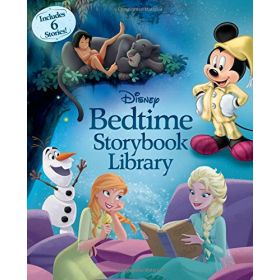 Bedtime Storybook Library: Disney Storybook Collection (Hardcover)
