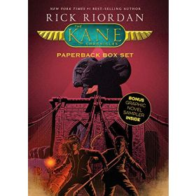 The Kane Chronicles Box Set (Paperback)