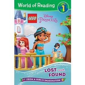 LEGO Disney Princess: Lost and Found, World of Reading Level 1 (Paperback)