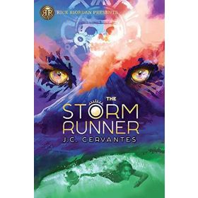 The Storm Runner (Paperback)