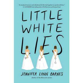 Little White Lies: Debutantes, Book 1 (Paperback)