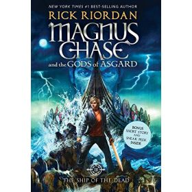 The Ship of the Dead: Magnus Chase and the Gods of Asgard, Book 3 (Paperback)