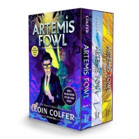 Artemis Fowl 3-Book Boxed Set (Paperback)
