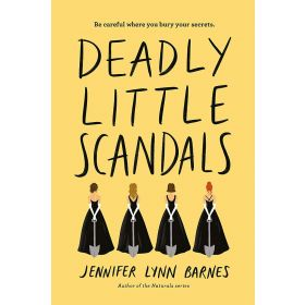 Deadly Little Scandals: Debutantes, Book 2 (Paperback)