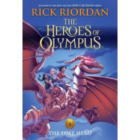 The Lost Hero: The Heroes of Olympus Book 1 (Paperback)