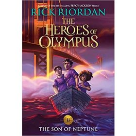 The Son of Neptune: The Heroes of Olympus, Book 2 New Cover (Paperback)