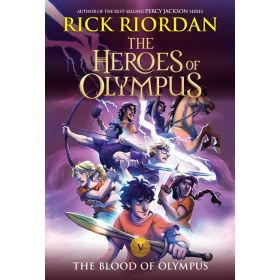 The Blood of Olympus: The Heroes of Olympus, Book 5 (Paperback)