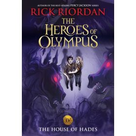 The House of Hades: Heroes of Olympus, Book 4, New Cover (Paperback)