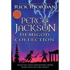 Percy Jackson: Demigod Collection (Paperback)