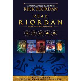 Read Riordan Boxed Set (Paperback)