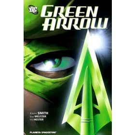 Absolute Green Arrow by Kevin Smith (Hardcover)