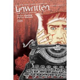 The Unwritten: The Deluxe Edition Book 1 (Hardcover)