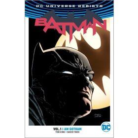 Batman Vol. 1: I Am Gotham, Rebirth (Paperback)