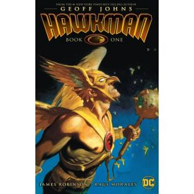 Hawkman by Geoff Johns, Book One (Paperback)