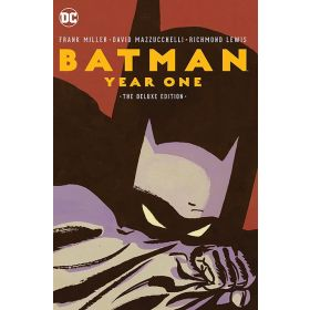 Batman: Year One, Deluxe Edition (Hardcover)