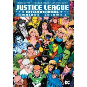 Justice League International Omnibus, Vol. 1 (Hardcover)