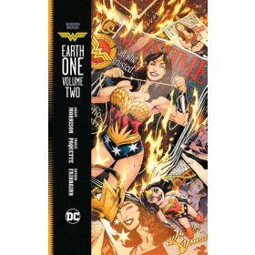 Wonder Woman: Earth One Vol. 2 (Hardcover)