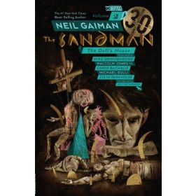 The Sandman Vol. 2 The Doll's House 30th Anniversary Edition (Paperback)