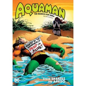 Aquaman: The Search For Mera, Deluxe Edition (Hardcover)