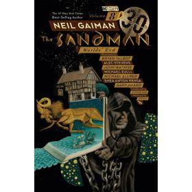 The Sandman Vol. 8: World's End, 30th Anniversary Edition (Paperback)