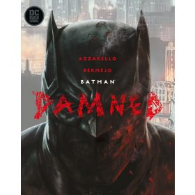 Batman: Damned (Hardcover)