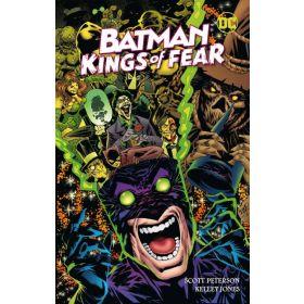 Batman: Kings of Fear (Hardcover)