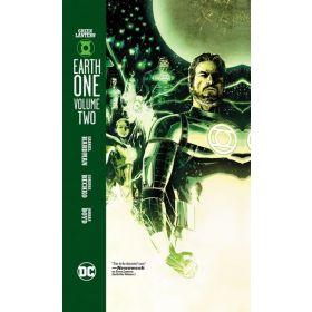 Green Lantern: Earth One, Vol. 2 (Hardcover)