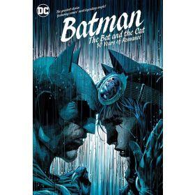Batman: Bat and the Cat, 80 Years of Romance (Hardcover)
